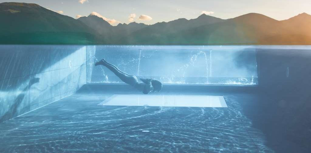 Der Coolste unter den Infinity-Pools