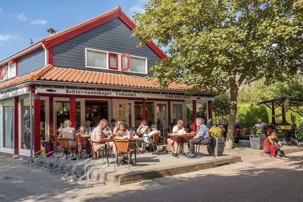 chiermonnikoog fish-and-chips