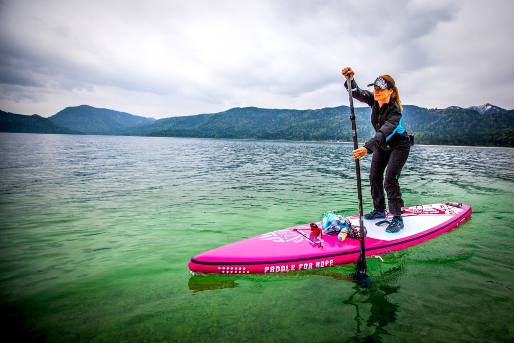 Stand up Paddling Kleidung